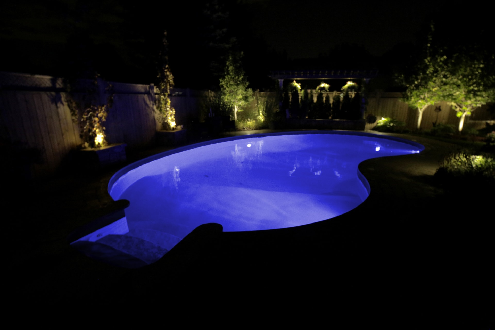 Underwater Inground Pool Lights Amoray 12v Underwater Leds
