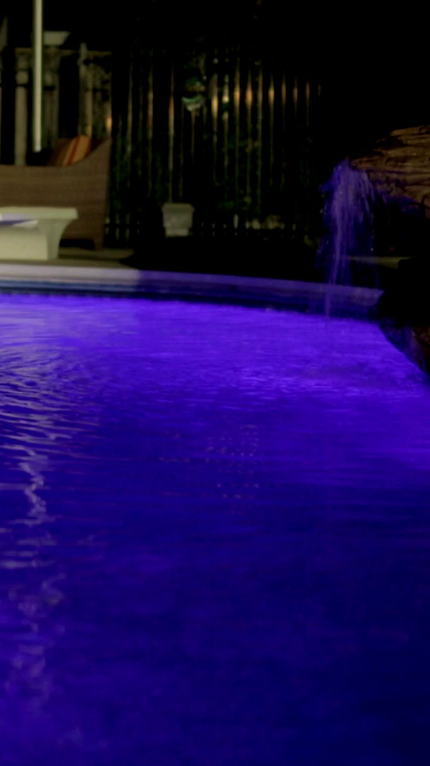 Amoray Nicheless Underwater Swimming Pool LED Lights