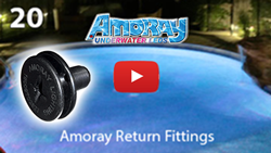 Amoray Return Fittings