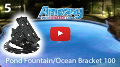 Amoray Pond Fountain/Ocean Bracket (100)