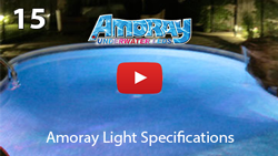 Amoray Light Specifications