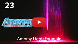 AMORAY FOUNTAIN LED LIGHT