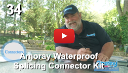 Amoray Waterproof Splicing Connector Ki